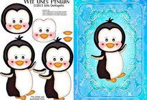 3d-Pinguins