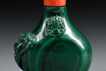 Snuff bottles / by Senge