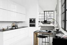 K Ø K K E N. / Ideer og inspiration til køkkenet