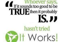 ItWorks! / by Chelsea Erie