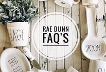 Rae Dunn items