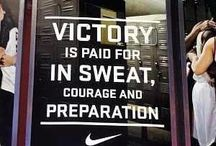 Fit Quotes / All that great motivational stuff to get you pumped for a workout.