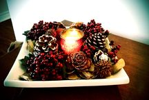 DIY Christmas Decorations / Some Ideas for making your own Christmas Decorations