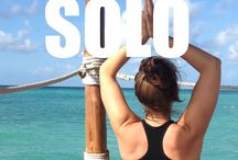 Solo Travel / Tips of Solo Travel