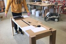 Making Of / Behind our Conceptual Furniture, there is always the idea and concept and we are working hard to transform it into a real art object. Let's get a look behind the Scenes of I+II!