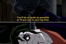 Batman Dc Comics Funny Moments /  LOL LOL :)