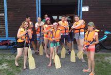 8.a osztálykirándulás - 2015 / Velencei-tó - Drótszamár kemping, és Mi.