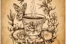 teacup tattoos