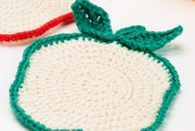 Home: Knitting & Crochet Patterns / Enjoy our top knitting and crochet patterns for the home.