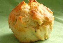 savoury breads....muffins etc