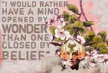 To Think About / by Matleena Pukkila