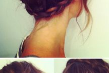 Hair and Makeup Ideas / by Julie Gilmore