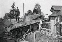 Modelling - Soviet Tank WW2