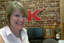 Get to know Katharine / Katharine enjoys the San Francisco life!