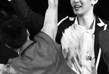EXO's gif