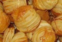 kelt krumplis pogács