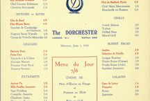 The Grill through the ages / by The Dorchester
