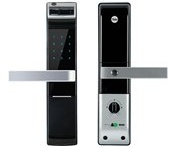 Digital Locking / The ultimate test of any technology is how seamlessly it fits into everyday life.  Yale's range of digital locks has been created to do exactly that. Every aspect of its function has been thought out and designed with lifestyle in mind. Convenient and highly secure, they also boast an alarm, which sounds if anyone tries to tamper or force the device. The consequence of this intelligence in design is a sleek, elegant and highly secure product. Proof that true style is a result of sophistication.