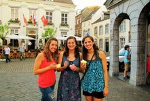 studying abroad in the Netherlands  / by Corby Myers