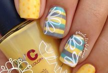 Nail Ideas / by Melissa Cagle