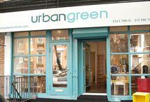 Urbangreen Mahattan Store /  236 E 78th St. New York, NY 10075