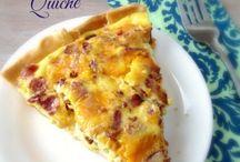 Quiche & Pies