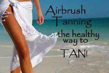 ~ Spray Tanning ~