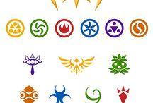 Zelda tatouages