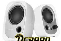 Audio / Headset/Caixas de som