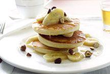 Pancake mix (dry)