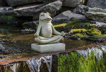 Statuary / Animals, Bird Baths, Figures
