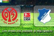 Bundesliga / Bundesliga 2015/2016 Live Stream Schedules