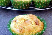 Muffins boursin poulet : la recette facile