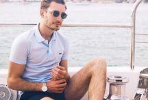 Yacht look