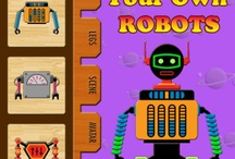 Free Apps- Just Robots! / by Easybee