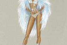 Victoria's Secret Fashion Show Sketches