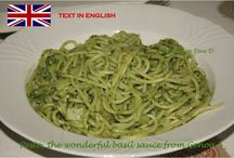 My Recipes in English for you / I am slowly posting my best recipes in English, to please my followers and friends from abroad