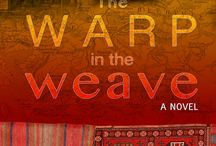 A Warp in the Weave / Book 2 in the Crime by Design Series melds suspense, art, history, romance, and a kick-ass heroine.