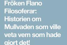 flanosagor