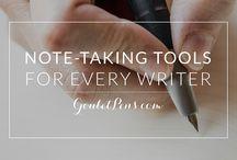 Escritura: Material