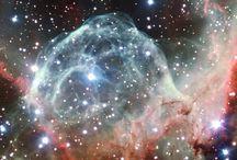Kosmos, niebo