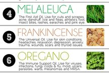 Health ~ Essential Oils