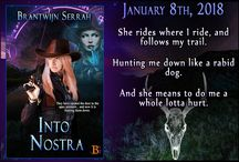 Into Nostra ~ The Pact, Book 2
