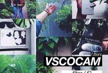 Фильтры VSCO