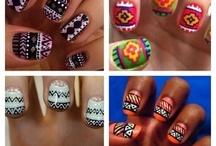 uñas / Diseño y colores de temporada para uñas