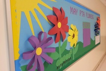 May Bulletin Boards / by Veronica Shroyer