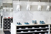 Footwear Display for High Street Stores
