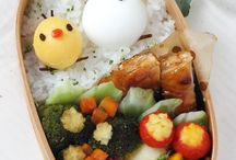 Bento&co 2014 Chef Bento Contest / The Best Bento from our 2014 Chef Bento contest.