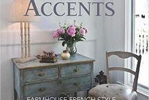 Home Decor French theme