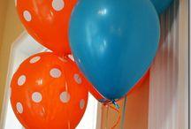 liam's 3rd bday blippi party